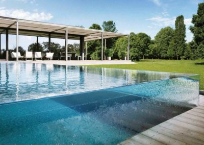 Glass swimming pool concept design by Bawa Pools | Swimming pools in Phuket, Krabi & Phang Nga