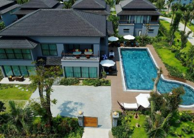 Thai style home with private pool concept by Phuket Home Solutions